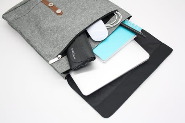 ARWA MAE Formal Grey