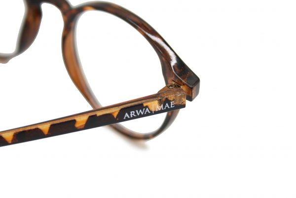 ARWA MAE anti blue light bril