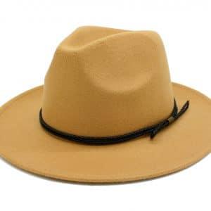 ARWA MAE Elegant hoed beige
