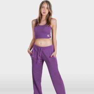 Ooh LaLa Roxy Pants Purple
